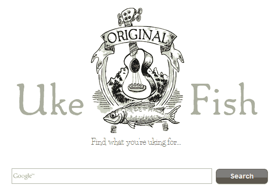 Uke Fish - Universal Ukulele Search